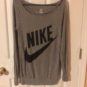Nike think long sleeve